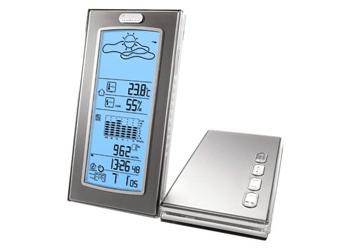 Vejrstation med frost alarm