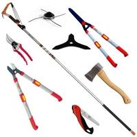 Grensakse og håndværktøj