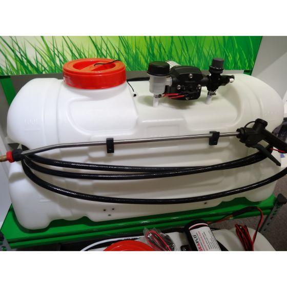 Atv sprøjte 12v 100 liter