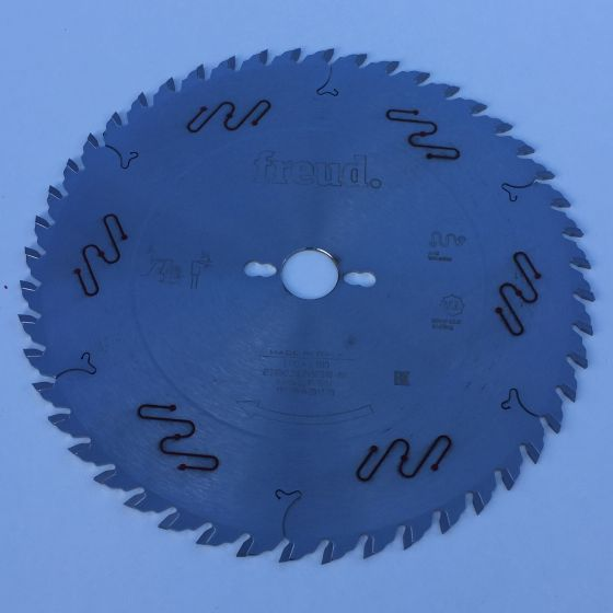 Hårdmetalsklinge 48 platter. Dia. 300 mm centerhul Ø30 mm