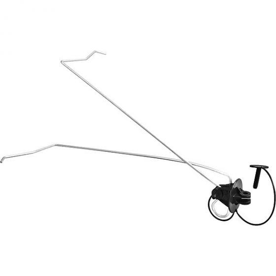 Isolator til vildthegn 30 cm. 10 stk.
