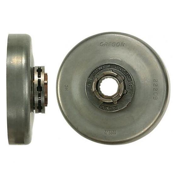 Kædehjul inkl. rosette.