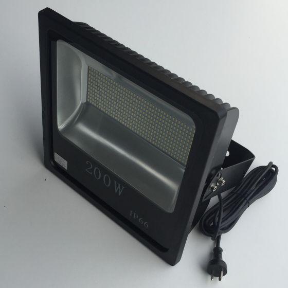 Led Projektør 200w 22000 lumen.