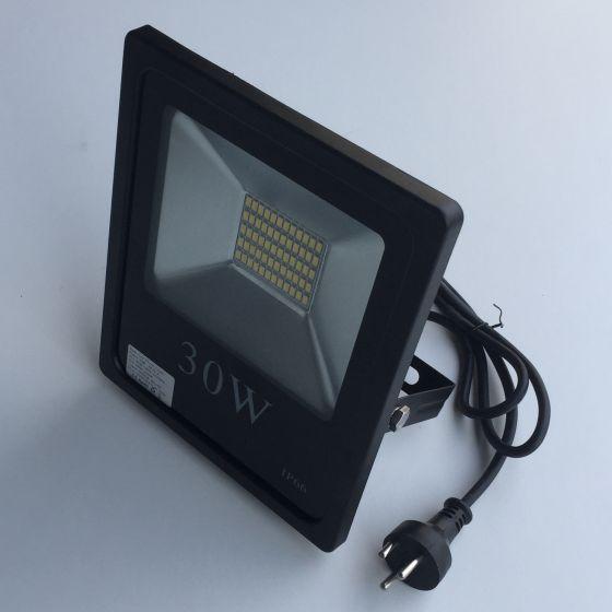 Led Projektør 30w 3300 lumen.
