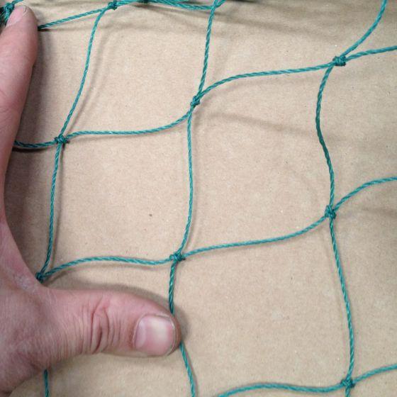 Net til Fasanvoliere 5x5 cm 4x25 meter