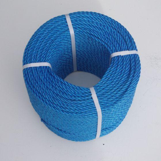 Polyreb 6 mm. blå 220 m
