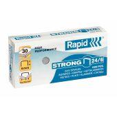 Rapid hæfteklammer strong 24/6 (1000 stk)