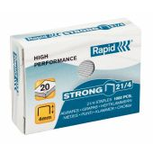 Rapid hæfteklammer strong 21/4 (1000 stk)