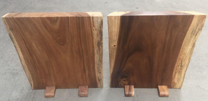Bordben i suar wood