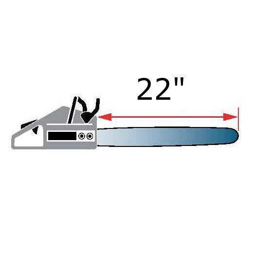 """22""""  Oregon Sværd"""