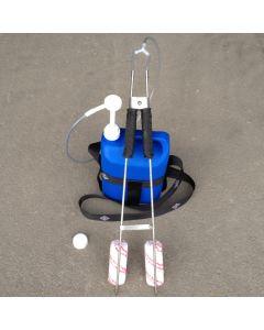 Kemi-tang ( vinklet ) med rem dunk og pumpe.
