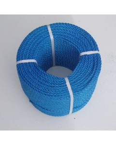 Polyreb 6 mm. blå 390 m