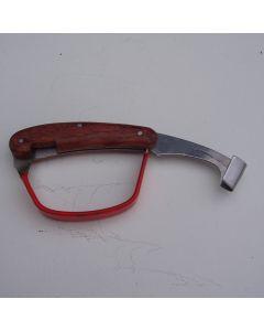 Ridsekniv med bøjle