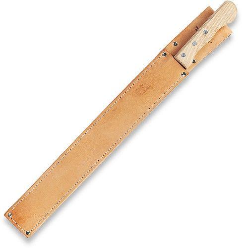 Læderskede til formhugningsknive